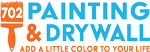 702 Painting & Drywall Logo